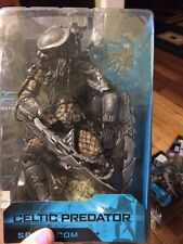 "Celtic Predator 8 1/4"" Alien Vs Predator 2004 New In Package"