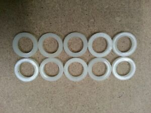 CO2 Washer x 10 - for CO2 Regulator Pub Gas Welding