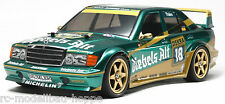 Tamiya 300058638 1-10 RC MB 190e DIEBELS ANTIGUO Zakspeed tt-01e Kit