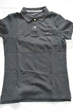 Tommy Hilfiger Smart Slim Fit Navy Pique Polo Neck Shirt S