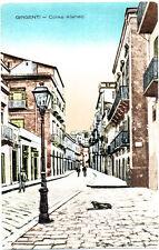 AGRIGENTO – Girgenti Corso Ateneo - Italy