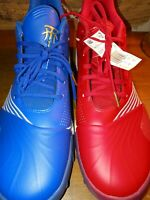 Adidas Boost T Mac Millennium Tracy McGrady All Star Size 17 DS G27748 Red/Blue