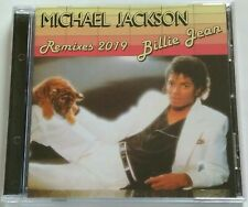 Michael Jackson - Billie Jean. Remixes 2019 (CD, 14 tracks)