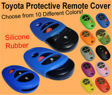 Keyless Remote Rubber Cover Highlander Sienna Sequoia Tacoma Tundra
