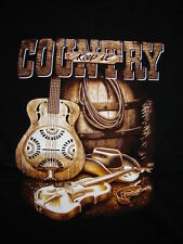 "TEE-SHIRT.... "" Country "" .......Taille XL."