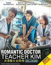 DVD Korean Drama Romantic Doctor Teacher Kim Vol.1-20END All Region Freeship
