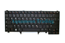 New OEM Dell Latitude E6420 E6430 E6440 Keyboard French Canadian Backlight P0FDT