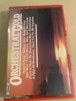 Orchestral Gold by The Chevron Orchestra Series Cassette Tape CHV179