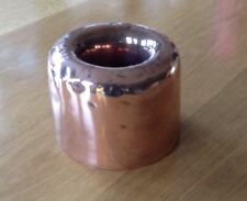 ANTIQUE  TRADITIONAL STYLE COPPER JELLY MOULD