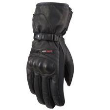 Gants noirs textiles Furygan pour motocyclette
