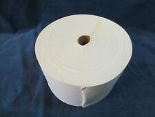 "6"" x 50yd Roll White Elastic Band"