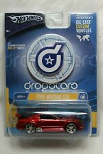 Hot Wheels 1:50 Scale 2004 Dropstars Series FORD MUSTANG GTR (RED)