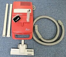Hoover Spirit Vintage Canister Vacuum With Hose And Tools -  Model S 3481