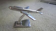 METAL AIRPLANE DESK MODEL