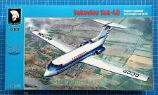 1/72 Yakovlev Yak-40 Early version (Mars Models 72101)