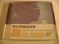 Billie Holiday - Ultimate selected by Shirley Horn (CD, 1997, PolyGram Records)
