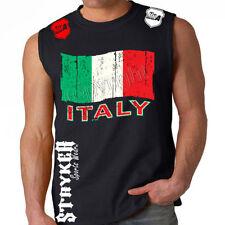 S Tank Regular Size Sleeveless Casual Shirts for Men