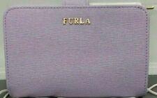 Furla Babylon Small Leather Bi-Fold Wallet - Lavanda (762426)