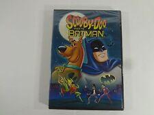 Scooby-Doo Meets Batman (DVD, 2009, Eco Amaray)