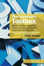 The Investor's Toolbox : How to Use Spread Betting, CFDs, Options, Warrants...