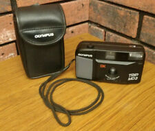 New ListingOlympus Trip Md3 35mm Point & Shoot Film Camera With Case