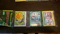 1986 TOPPS FOOTBALL CARDS RACK PACK - Jerry Rice RC, Steve Young RC, R. White RC
