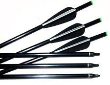 10 Fibreglass 13.5 inch Field Tip on/off Archery arrow Crossbow Broadhead