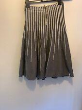 Celtic Clothing Organic Cotton Lagenlook Skirt Size S BNWT