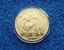 Hungary, 2000 Forint, 2019, Hungarian Vizsla, Dog, Bu, New, Scarce
