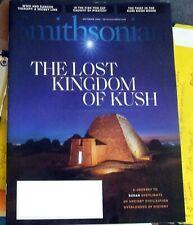 SMITHSONIAN MAGAZINE SEPTEMBER 2020- THE LOST KINGDOM OF KUSH