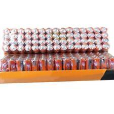 100 AA Batteries Extra Medium Duty 1.5v. 100 Pack Wholesale Bulk Lot New Fresh