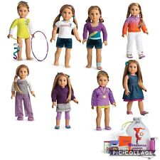 NIB American Girl of the year 2012 McKenna starter clothes collection with boxes