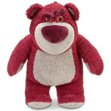 "Disney Toy Story-Lotso lots-o-Huggin 'Bear 12"" Soft Plush Toy-neuf avec étiquettes"