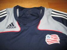 Adidas NEW ENGLAND REVOLUTION (XL) Polo Shirt Jersey w/ Logo Patch