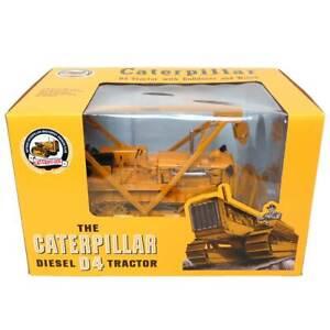 1/16 High Detail Caterpillar CAT D4 2T Crawler with Le Tourneau Blade Cust-1432
