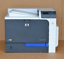 Neu HP LaserJet Enterprise CP4525n Farblaserdrucker CC493A 512 MB Ethernet USB