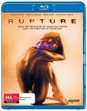 *Brand New & Sealed* Rupture (Blu-ray, 2017) Horror Movie, Region B Noomi Rapace