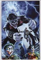 Batman Who Laughs #1 Mayhew Virgin Variant, 1st Grim Knight CGC It! Possible 9.8