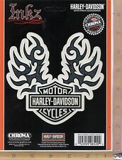 Harley Davidson H-D Window Decal Sticker for Car/Truck/Motorcycle/Laptop 8520