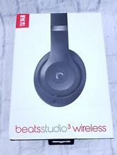 Beats by Dr. Dre Studio3 Headband Wireless Headphones - Matte black