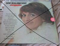 SIW MALMKVIST GREATEST HITS 1958-1975 VOL.1 METRONOME RECORDS 1975