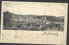 Postkarte Salleldorf