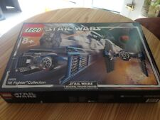 Star Wars Lego 10131: TIE Fighter Collection 100% Complete & Boxed