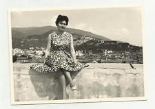 91596 FOTOGRAFIA ORIGINALE  CITTA' DI BRESCIA GIUGNO 1960