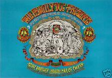 Big Brother Janis Joplin Blue Cheer Denver Dog 1967 Poster 2nd Print A