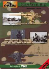Trojca: 8,8 cm FLAK 18-36-37 im Detail über 100 SELTENE ORIGINALAUFNAHMEN / NEU*