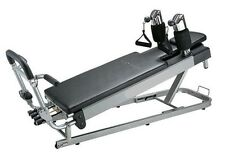 Pilates Power Gym Pro- Resistance fitness machine burns weight & builts muscles