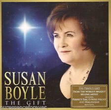 SUSAN BOYLE - The Gift (UK 10 Track CD Album)