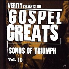 FREE US SHIP. on ANY 2 CDs! NEW CD Various Artists: Gospel Greats 10: Songs of T