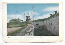 Folkard Card HALIFAX, NOVA SCOTIA CANADA Citadel